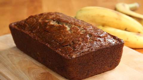 Banana Bread Block