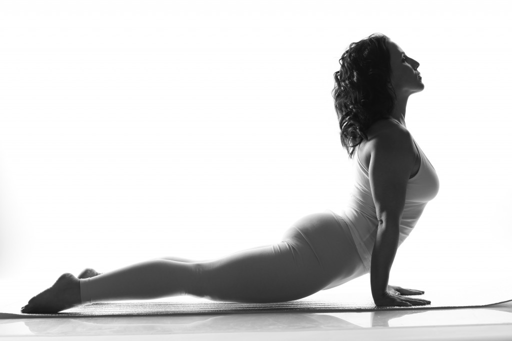 Iyengar Yoga Pose