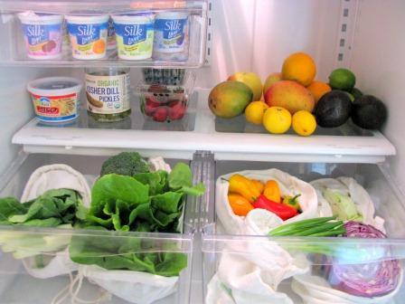 Merveilleux Veggie Storage In The Fridge