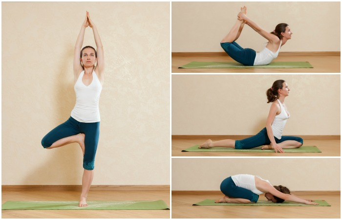 morning yoga poses 2