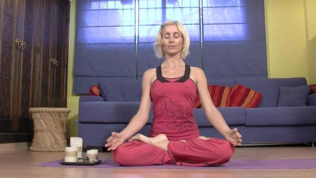yoga meditation exercises