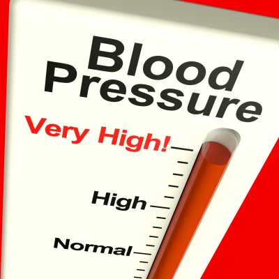 Blood Pressure High
