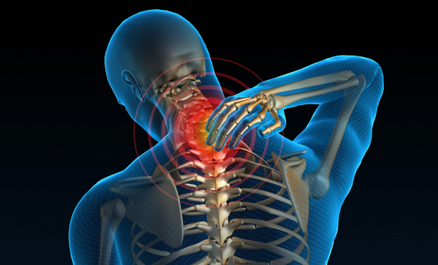 Neck Pain Graphic