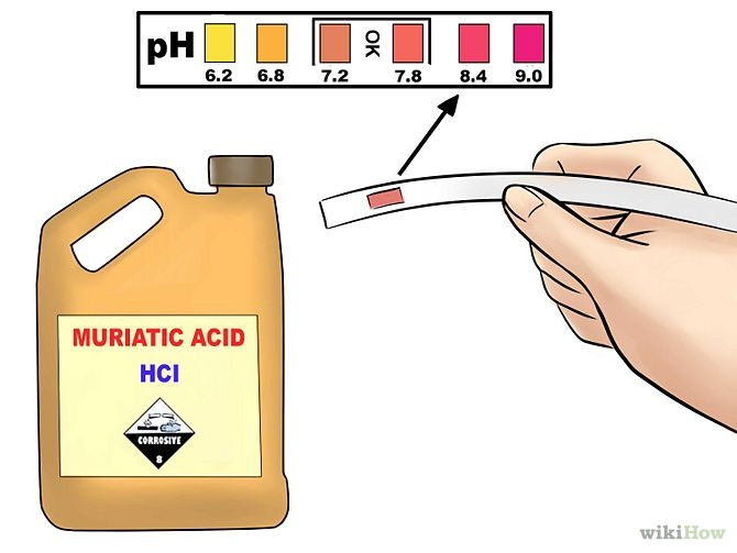 Affordable Advantages of using a PH Meter with Combination Two Material of Testeralso Muriatec Acid
