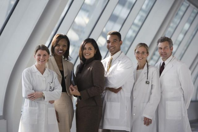 Amazing Community Health of Specialist Doctors in Wonderful Hospital Located in America