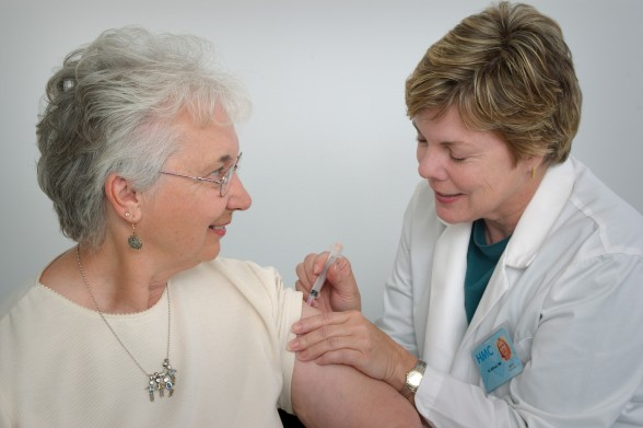 Immunization for Elderly