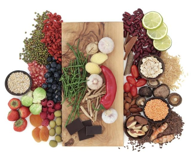 Neat Food for Health and Nutrition with Various Kinds of Flavor and Fruit