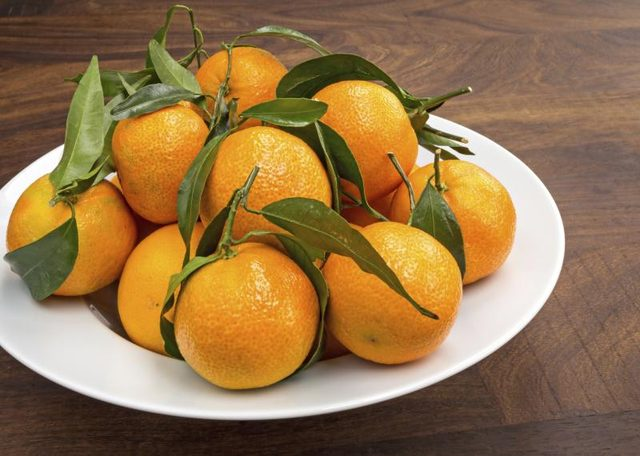 Nice Fruit of Orange as Well Food for Body with Health and Nutrition