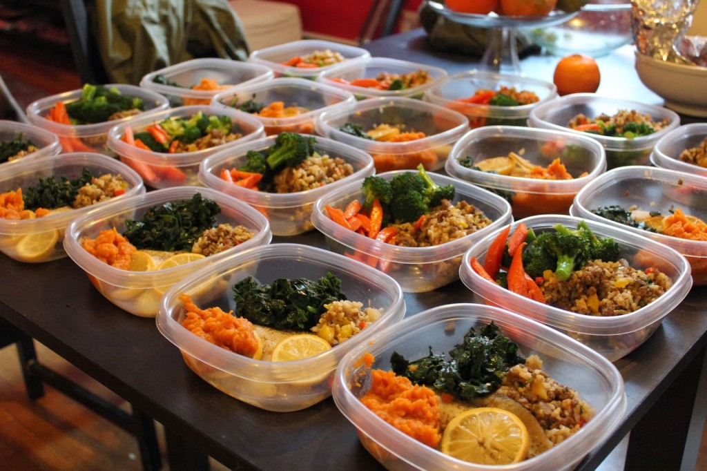 Portioned Meals