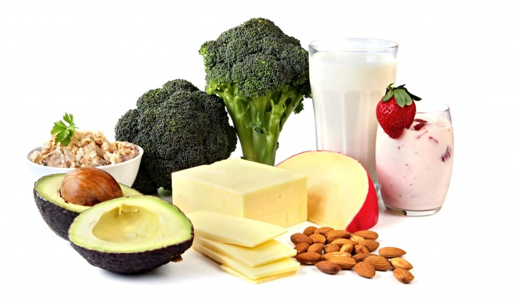 Best Calcium Rich Foods List Including Broccoli also Milk Too Bean again Avocado