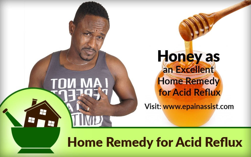 Delicate Treatment Using Simple Home Remedies For Heartburn By Consuming Well Food of Honey