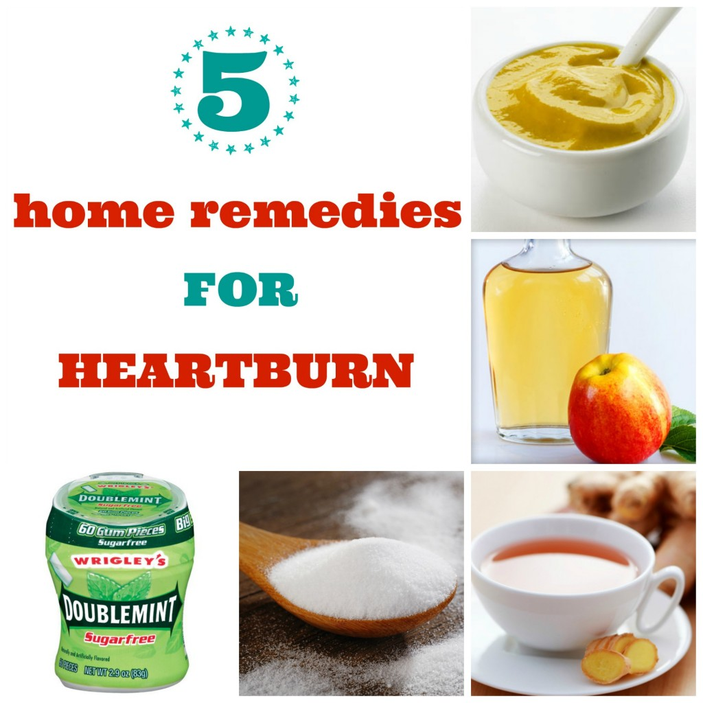 Delicious Mustard also Appel Juice Again Tea Too Sugar for Home Remedies For Heartburn