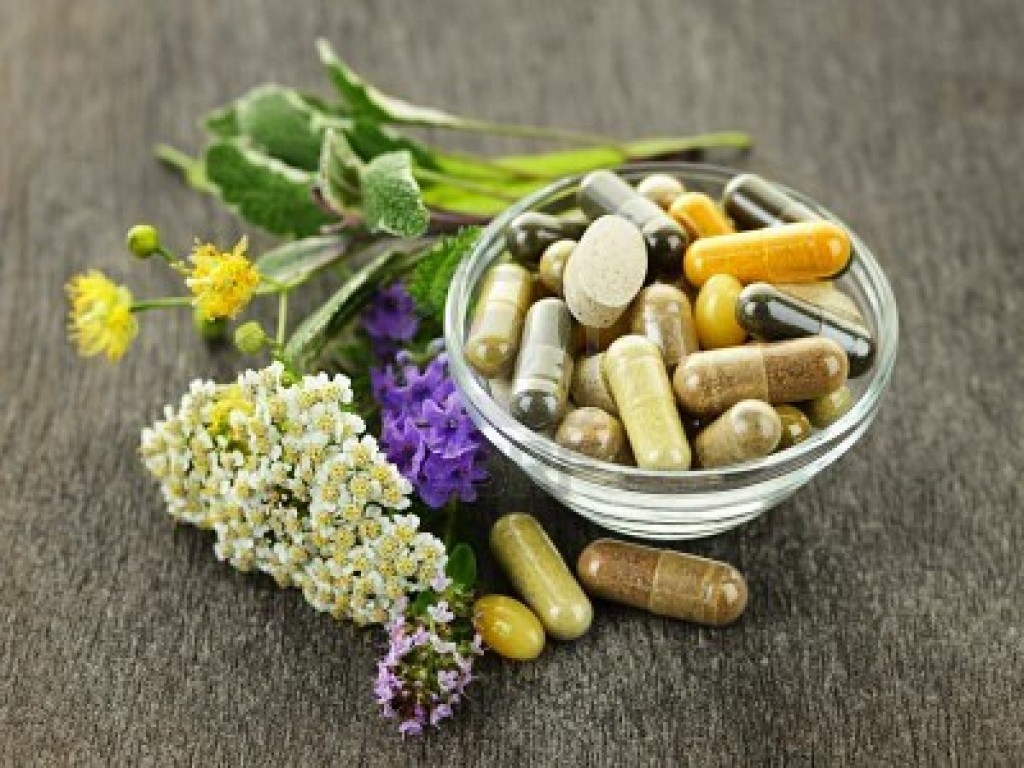 Herbal Natural Supplements
