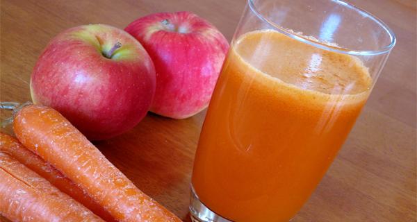 Homemade Morning Juice