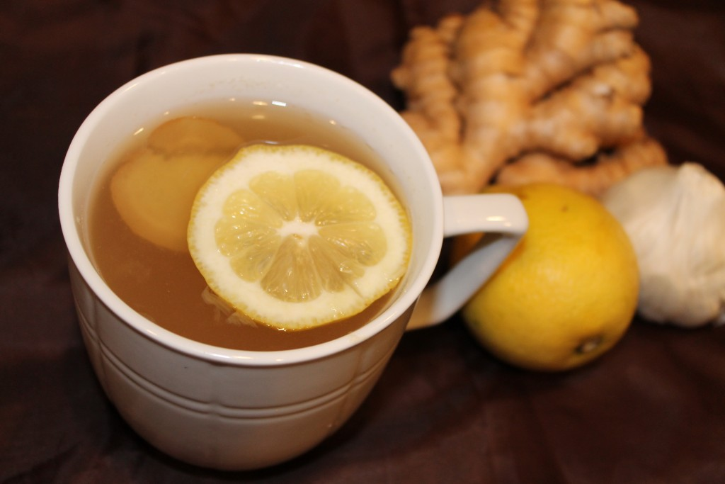 Interesting Drink Including water also Ginger again Lemon For Sore Throat Remedies Home