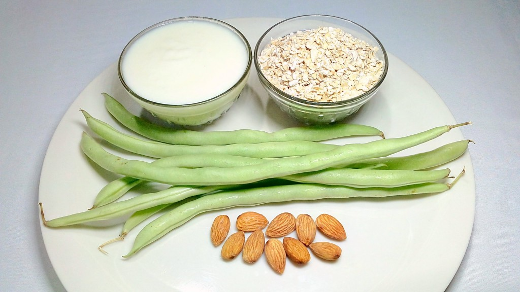 Marvelous Yogurt also Oat Meal again Bean For Best calcium Rich Foods For Body