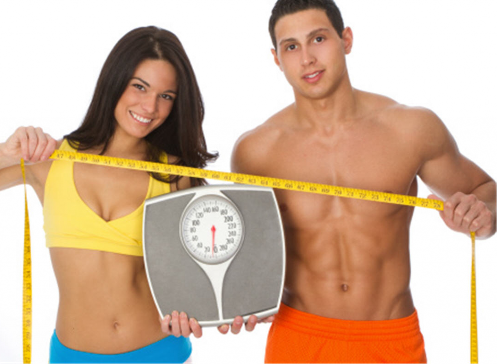 Ravishing Treatment of Physical Exercise Doing by Woman and Man To Lose Weight Fast