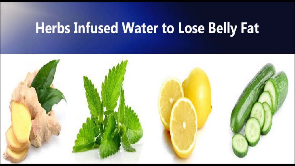 Smart Ideas of How To Lose Weight Fast For Woman By Consuming Dainty Herbs Infused Water Everyday