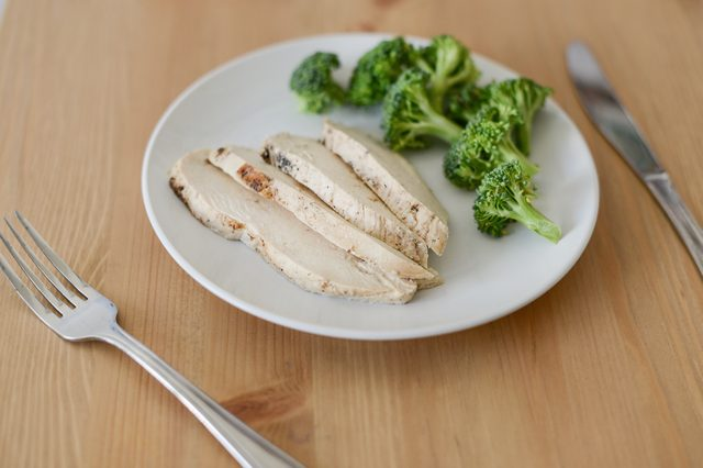 Tasty Food of Bread and Broccoli as Nice Nreakfast Menu For How To Lose Weight Fast
