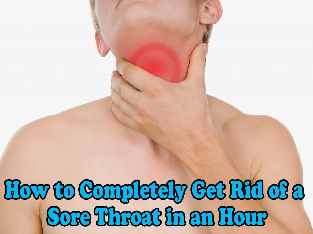 Wonderful Picture of Tips About How To A Sore Throat Fast Just in An Hour