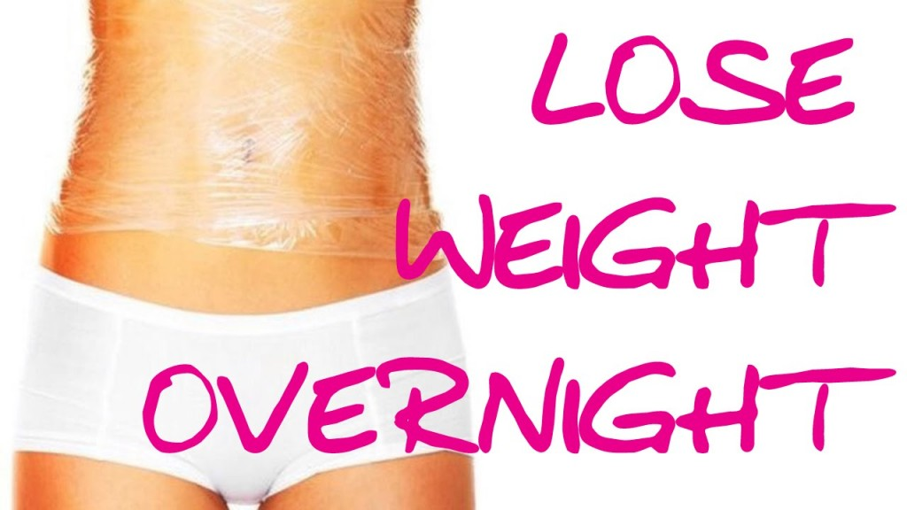 Lose Water Weight Overnight Naturally