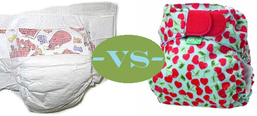 Cloth versus Disposable