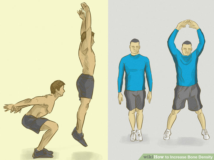Exercise to Increase Bone Density