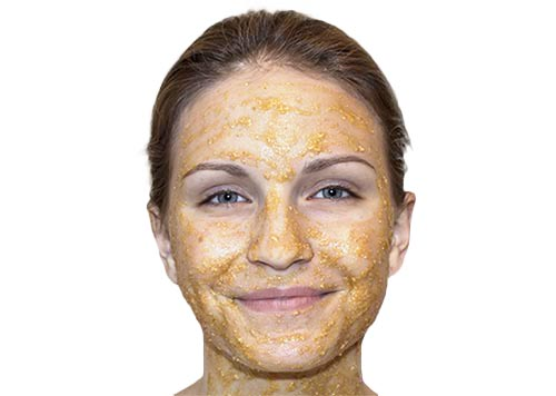 Honey and Papaya Facemask
