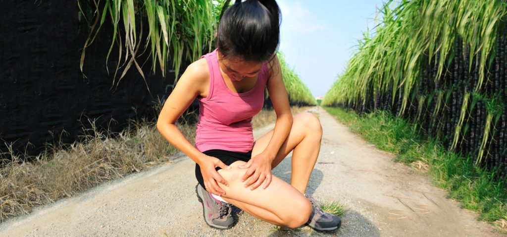 (3) Happy Running using Effective Home Remedies for Boils to Cure your Wound on Leg Skin