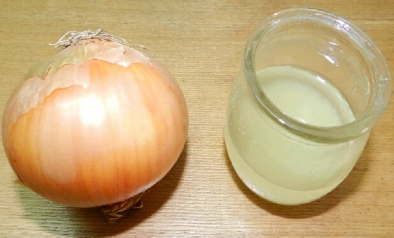 (4) Big Onion and Blurred Water Ingredient used in Effective Home Remedies for Boils with Everyday Application